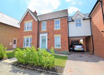 Thumbnail 3 bed link-detached house for sale in Summers Park Avenue, Manningtree