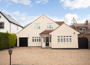 Thumbnail 4 bed detached house for sale in Oakhill Avenue, Pinner, Middlesex