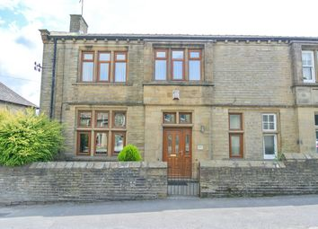 3 bed semi-detached house for sale in New Hey Road, Outlane, Huddersfield HD3