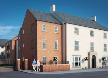 "Thumbnail 2 bedroom flat for sale in ""Typical 2 Bedroom"" at Kilwardby Street, Ashby De La Zouch"