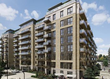 Thumbnail 1 bed flat for sale in Faulkner House, Fulham Reach, Fulham