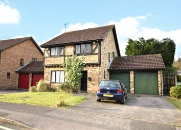 Thumbnail 4 bed detached house to rent in Lyndhurst Close, Martins Heron, Bracknell, Berkshire
