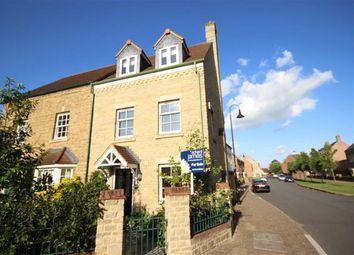 Thumbnail 4 bed semi-detached house for sale in Brentfore Street, East Wichel, Swindon
