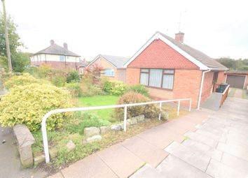 Thumbnail 2 bed bungalow to rent in Stubbsfield Road, Newcastle-Under-Lyme