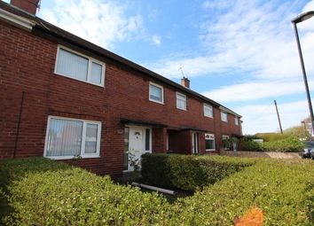 Thumbnail 3 bed terraced house to rent in Mitford Gardens, Wallsend