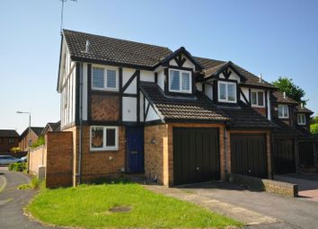 Thumbnail 2 bed end terrace house for sale in Ratby Close, Lower Earley, Reading