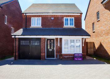 Thumbnail 4 bed detached house for sale in Longmeadows, Bedlington
