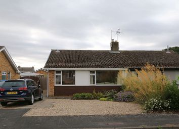 Thumbnail 3 bed semi-detached house for sale in Curlew Glebe, Dunnington, York, North Yorkshire