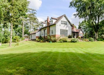 Thumbnail 4 bed detached house for sale in Linthurst Road, Blackwell, Bromsgrove, Worcestershire