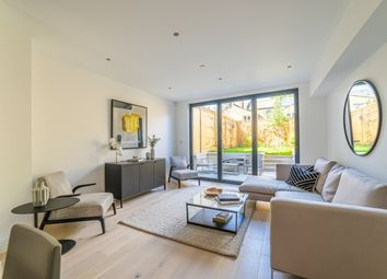 Thumbnail 4 bed flat for sale in Avonley Road, London