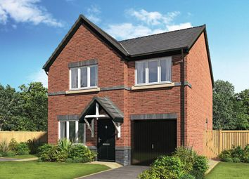 Thumbnail 4 bedroom detached house for sale in Plot 31, The Brookline, Riversleigh, Warton, Preston, Lancashire