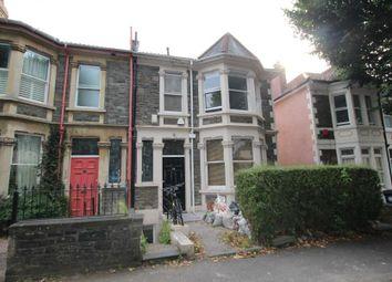 Thumbnail 2 bedroom maisonette to rent in Claremont Road, Bishopston, Bristol