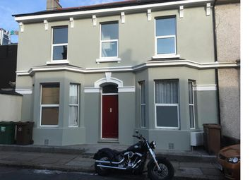 Thumbnail 1 bedroom maisonette for sale in Ilbert Street, North Road West, Plymouth