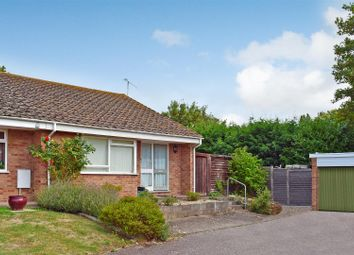 Thumbnail 2 bed semi-detached bungalow for sale in Parmin Way, Taunton