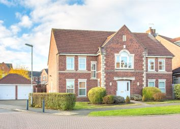 Thumbnail 5 bed detached house to rent in Stoneleigh Avenue, Moortown, Leeds, West Yorkshire