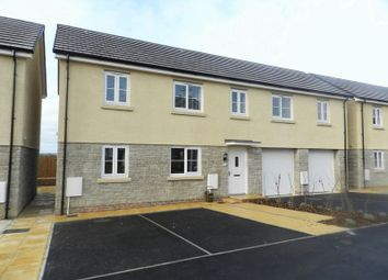 Thumbnail 1 bed flat to rent in Heol Cambell, Coity, Bridgend