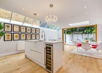 6 bed terraced house for sale in Bowerdean Street, Parsons Green, London SW6