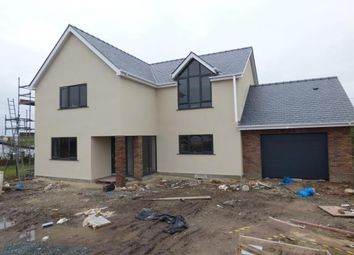 Thumbnail 5 bed detached house for sale in Penysarn, Anglesey, North Wales, United Kingdom