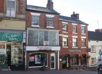 Thumbnail Retail premises for sale in 14 Market Place, 14 Market Place, Leek