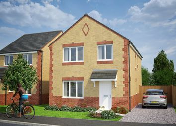 Thumbnail 4 bed detached house for sale in The Longford, Ollerton, Whinney Lane, New Ollerton, Newark, Nottinghamshire