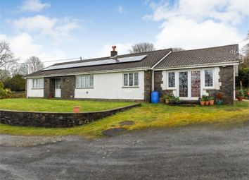 Thumbnail 3 bed detached bungalow for sale in Argoed Road, Ammanford, Carmarthenshire