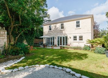 Thumbnail 4 bed detached house for sale in Beech Avenue, Bath, Somerset