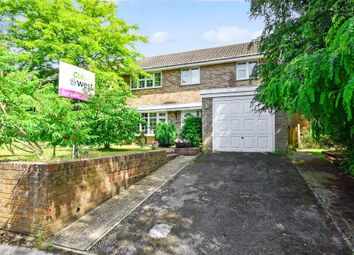 Thumbnail 4 bed detached house for sale in The Fairway, Whitehill, Bordon, Hampshire