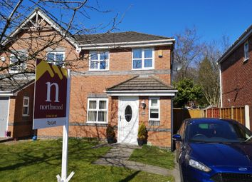 Thumbnail 3 bed semi-detached house to rent in Kirkwood Close, Aspull
