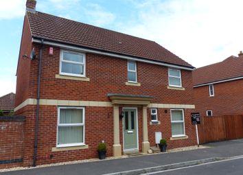 Thumbnail 4 bed detached house for sale in Fernbrook Lane, Gillingham