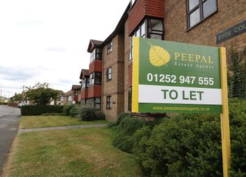 Thumbnail 3 bed flat to rent in Newport Road, Aldershot