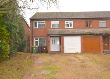 Thumbnail 4 bed semi-detached house for sale in Bearwood Close, Potters Bar