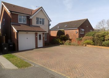 Thumbnail 3 bed detached house for sale in Grasmere Close, Eastbourne