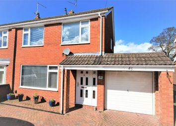 Thumbnail 3 bedroom semi-detached house for sale in The Grove, Tarporley Road, Whitchurch