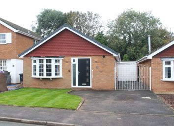 Thumbnail 2 bed detached bungalow for sale in Meadfoot Drive, Kingswinford