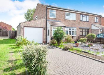 Thumbnail 3 bedroom semi-detached house for sale in Bentley Way, Tamworth, Staffordshire, .