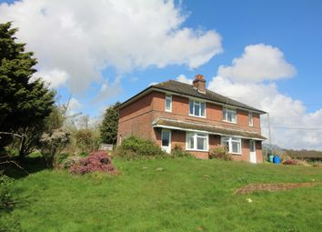 Thumbnail 3 bed semi-detached house for sale in East Morden, Wareham