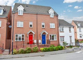 Thumbnail 4 bed semi-detached house for sale in Bryn Dryslwyn, Broadlands, Bridgend.