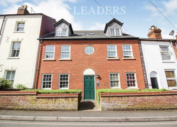 Thumbnail 2 bed flat to rent in Mill Street, Diglis, Worcester