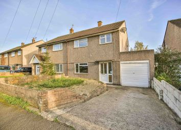 Thumbnail 3 bed semi-detached house for sale in Oakley Way, Caldicot