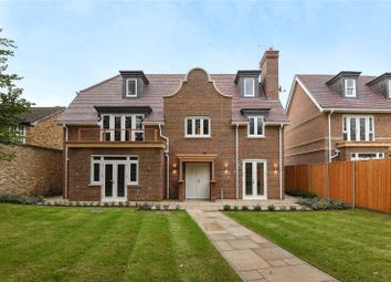Thumbnail 6 bed detached house for sale in Pinner Road, Watford