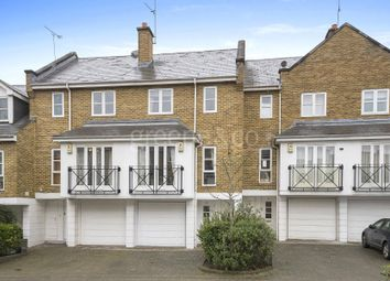Thumbnail 3 bedroom terraced house to rent in Berridge Mews, Hillfield Road, West Hampstead, London