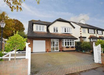 Thumbnail 4 bed detached house for sale in Prittlewell Chase, Westcliff-On-Sea, Essex