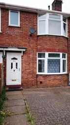 Thumbnail 3 bed terraced house to rent in Ranworth Road, Norwich