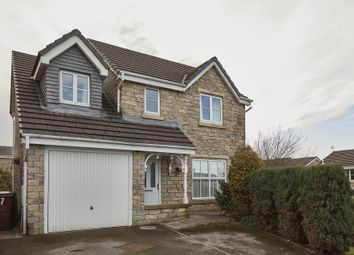 Thumbnail 4 bedroom detached house for sale in Begonia View, Lower Darwen, Darwen