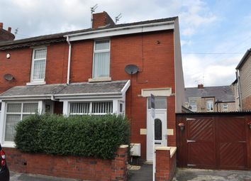 Thumbnail 2 bedroom end terrace house for sale in Boome St, South Shore, Blackpool