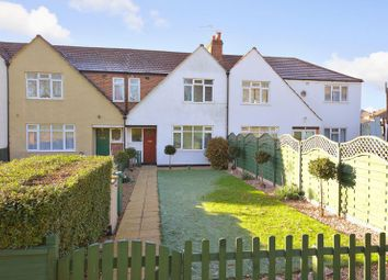 Thumbnail 3 bed terraced house for sale in Great North Road, New Barnet, Barnet