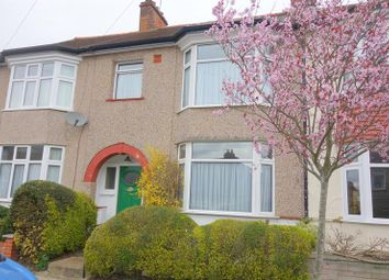 Thumbnail 3 bed terraced house for sale in Cedar Park Road, Enfield