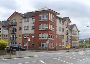 Thumbnail 3 bed flat for sale in Guthrie Court, Motherwell