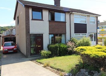 Thumbnail 3 bed property for sale in Keats Avenue, Carnforth