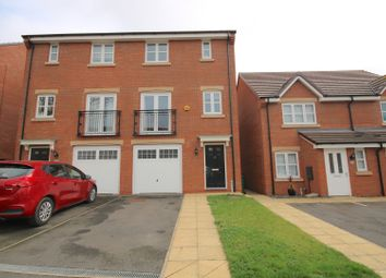 Thumbnail 4 bed semi-detached house for sale in Humber Road, Coventry